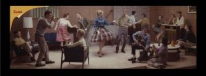 Kodak Colorama / Teenage Dance, 1961 © Kodak/photo, Lee Howick et Neil Montanus