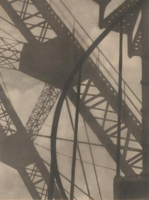 ©Galerie 291 Paris, Emile Chavepeyer, La main courante, 1933